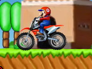 Motocross do Mario Bros